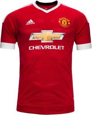 Adidas Manchester United Hjemmedrakt 2015/2016 (Unisex)