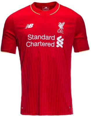 New Balance Liverpool Hjemmedrakt 2015/16