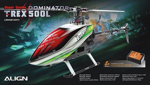 Align T-Rex 500L Dominator