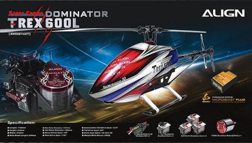Align T-Rex 600L Dominator