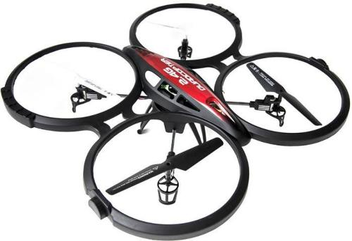 HIMOTO Quadcopter 6-AXIS GYRO 2.4GHZ