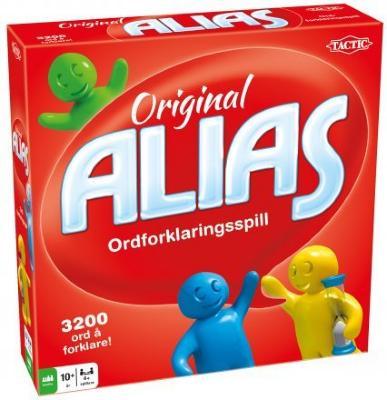Alias Brettspill Original