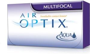 Alcon Air Optix Aqua Multifocal 6p