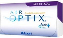 Alcon Air Optix Aqua Multifocal