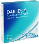 Ciba Vision Dailies AquaComfort Plus 90p