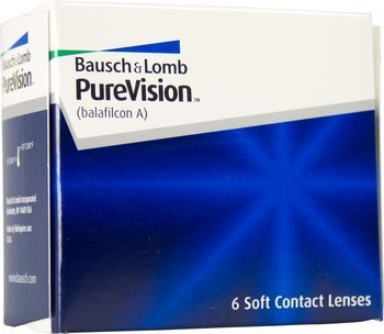 Bausch & Lomb Purevision 6p