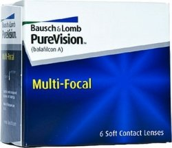 Bausch & Lomb PureVision Multifocal 6p