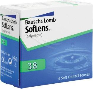 Bausch & Lomb SofLens 38