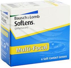 Bausch & Lomb SofLens Multifocal 6p