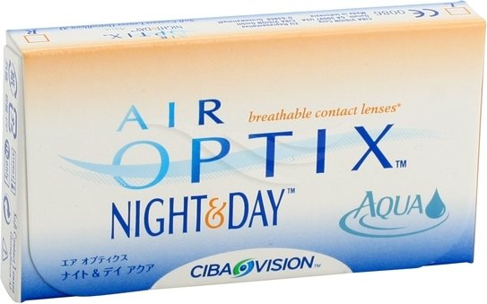 Alcon Air Optix Night & Day Aqua 3p