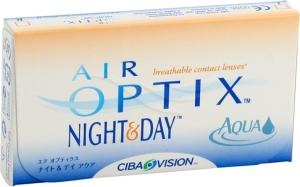 Ciba Vision Air Optix Night & Day Aqua 6p
