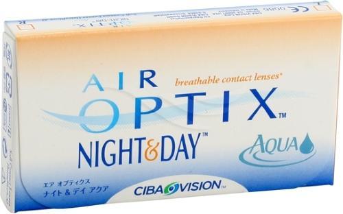 Ciba Vision Air Optix Night & Day Aqua 6p