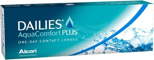Ciba Vision Dailies AquaComfort Plus 30p