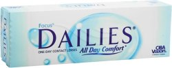 Alcon Focus Dailies 30p