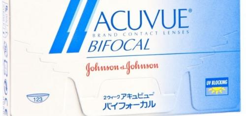 Johnson & Johnson Acuvue Bifocal