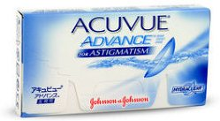 Johnson & Johnson Acuvue Advance for Astigmatism