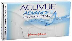 Johnson & Johnson Acuvue Advance