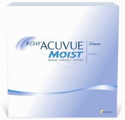 Johnson & Johnson 1-Day Acuvue Moist 90p