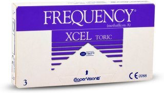 Cooper Vision Frequency Xcel Toric 3p