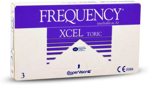 Cooper Vision Frequency Xcel Toric