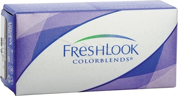 Alcon FreshLook ColorBlends 2p