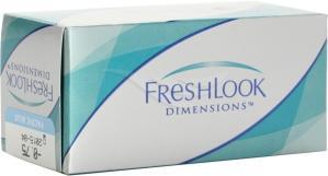 Ciba Vision FreshLook Dimension 6stk