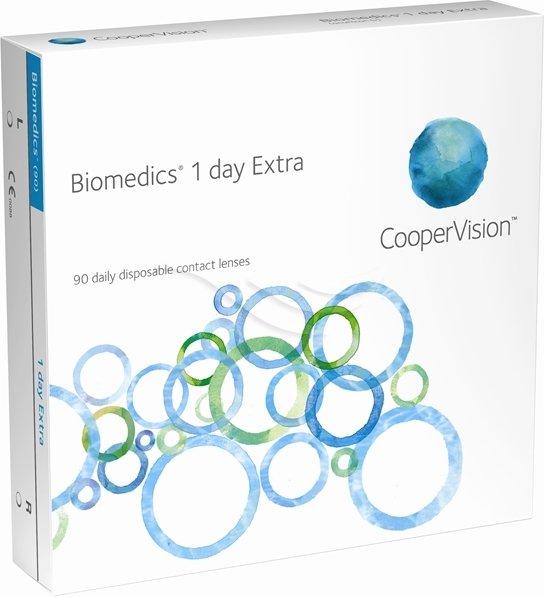 Cooper Vision Biomedics 1 Day 90p