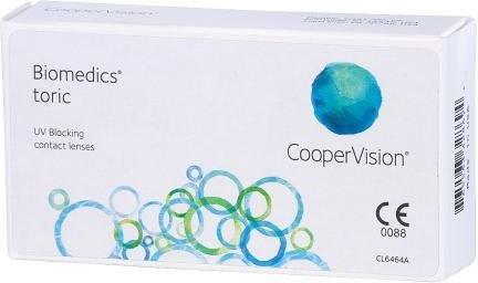 Cooper Vision Biomedics Toric 6p