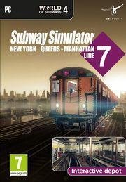 World of Subways 4  New York Line 7 til PC