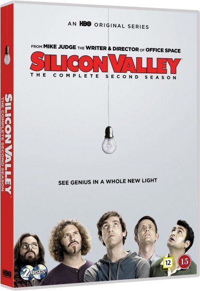 Silicon Valley: Sesong 2