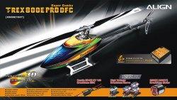 Align T-Rex 800E Pro DFC