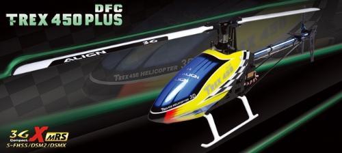 Align T-Rex 450 Plus DFC