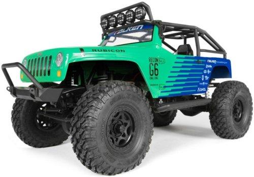 Axial SCX10 Jeep Wrangler G6 Falken Edition RTR