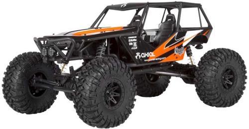 Axial Wraith Rock Racer 4WD Byggesett