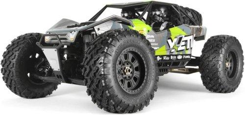 Axial Yeti Rock Racer 1:8 4WD Byggesett