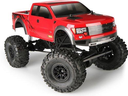 HPI Crawler King Ford Raptor - RTR