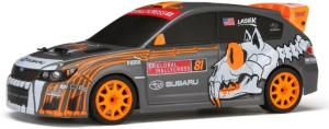 HPI Micro RS4 Subaru WRX Bucky Lasek
