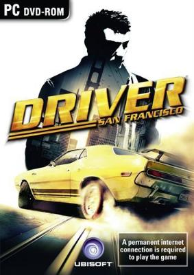 Driver San Francisco til PC