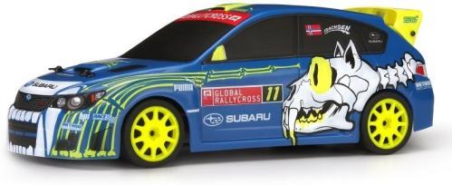HPI Micro RS4 Subaru WRX Sverre Isachsen