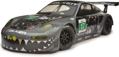 HPI RS4 Sport 3 FLUX Porsche 911 GT3 RSR