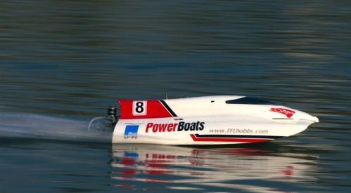 TFL Hobby F3 Power Boat