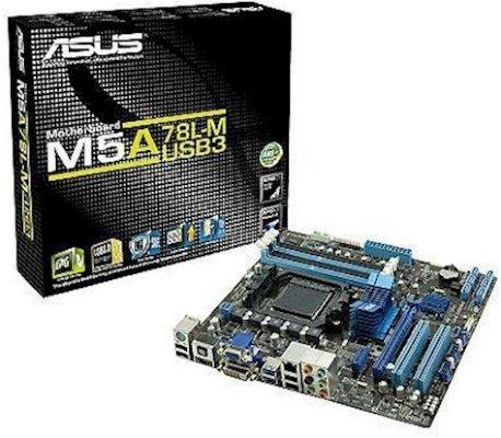Asus M5A78L-M/USB3