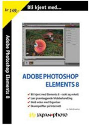 Bookworld Bli kjent med Adobe Elements 8