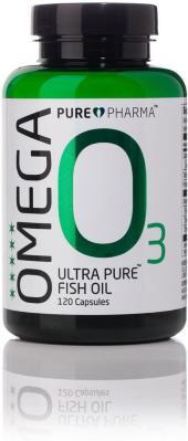 Purepharma Omega 3 Tabletter