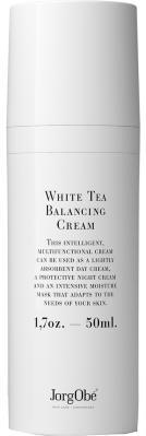 JorgObé White Tea Balancing Cream