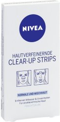 Nivea Refining Clear Up Strips 6 stk