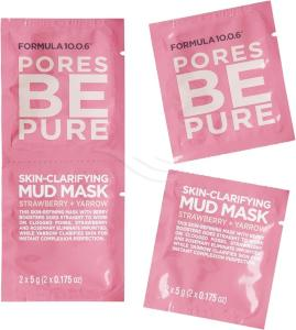 Formula 10.0.6 Pores Be pure Mask Sachet