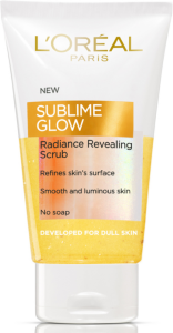 L'Oreal Sublime Glow Radiance Revealing Scrub
