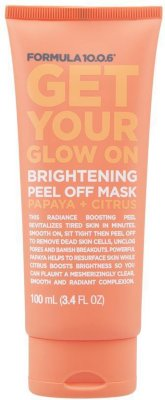 Formula 10.0.6 Get Your Glow On Peel Off Mask