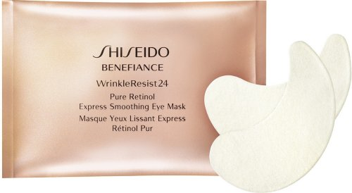 Shiseido Benefiance Wrinkle Resist 24 Eye Mask